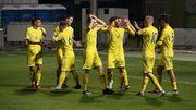 Украина U-21 – Грузия U-21 - 3:3. Текстовая трансляция матча
