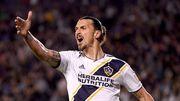 Гол Ибрагимовича признан лучшим в MLS по итогам сезона