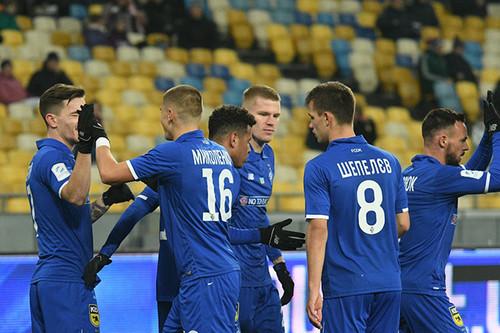 Шесть игроков Динамо в сборной 15-го тура УПЛ по версии Instat