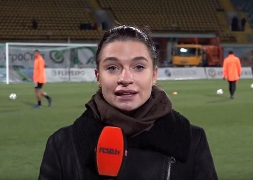 Сестра Ракицкого стала ведущей Shakhtar TV