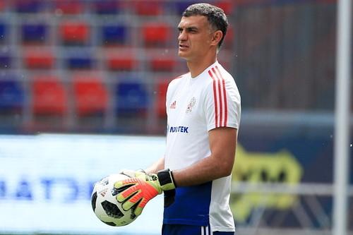 Экс-голкипер сборной России стал министром спорта Северной Осетии