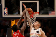 Данк Клинта Капелы - момент дня в НБА