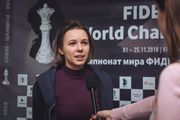 Чемпионат мира. Мария Музычук сыграет в полуфинале. LIVE трансляция