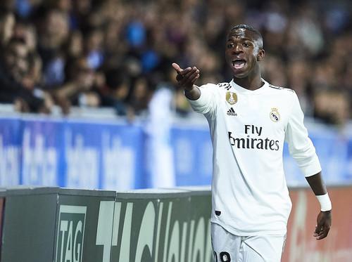 КАФУ: «У Винисиуса есть все, чтобы продолжить дело Роналду в Реале»
