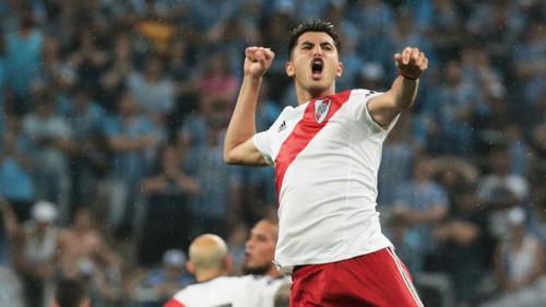 Реал купил 20-летнего аргентинца Паласиоса