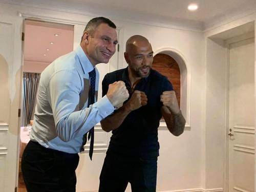 В Киеве будут снимать сериал о боксе