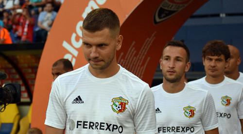 Ворскла потеряла Кравченко на 5-6 месяцев