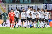 Сборная Германии разгромила Россию