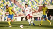 Барселона интересуется грузинским футболистом