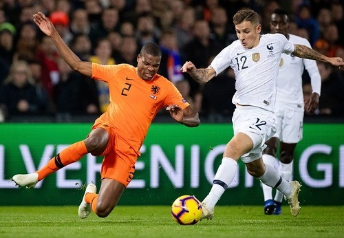Нидерланды - Франция - 2:0. Текстовая трансляция матча