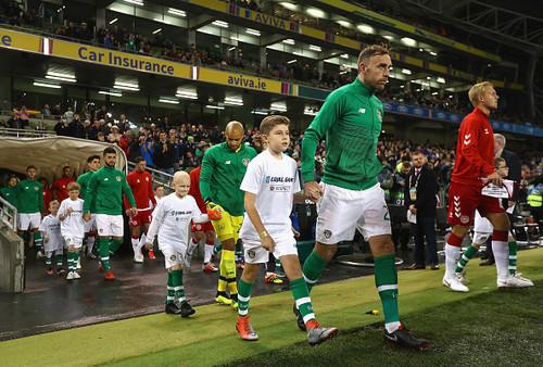 Ирландия — Северная Ирландия — 0:0. Обзор матча
