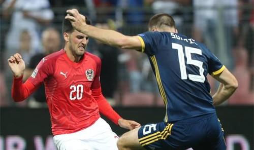 Австрия — Босния и Герцеговина — 0:0. Обзор матча