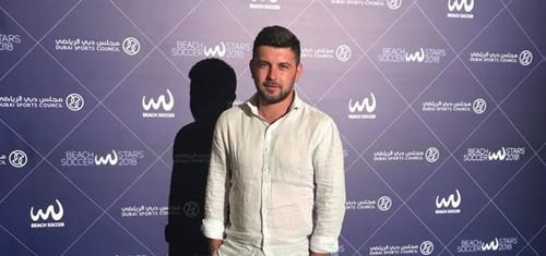 Андрій КУНЦЕВИЧ: «Пляжний футбол стає ближчим до УЄФА»