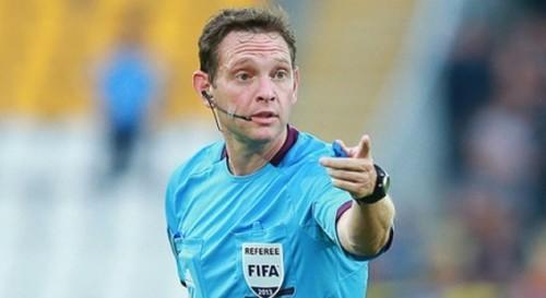 Евгений Арановский обслужит матч Лиги наций Греция — Эстония
