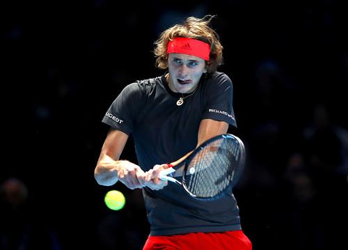 Итоговый турнир ATP. Зверев стал последним полуфиналистом