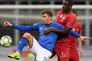 УЕФА. Италия — Португалия