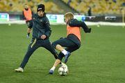 Словакия — Украина: стартовые составы команд