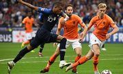 Нидерланды – Франция. Стартовые составы команд