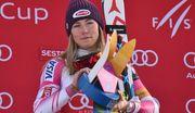 Шиффрин выиграла первый слалом сезона