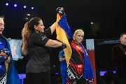 Украина завоевала первое в истории золото на ЧМ по ММА