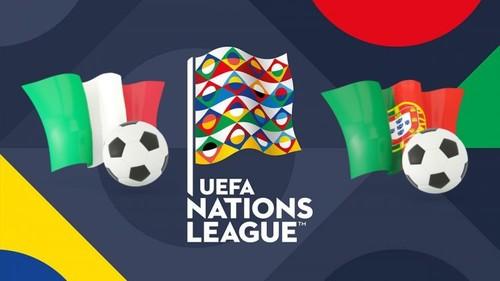 Где смотреть матч Лиги Наций Италия – Португалия