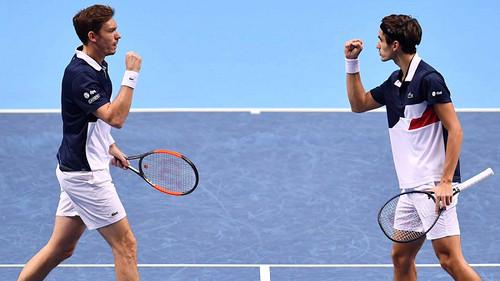 Итоговый турнир ATP. Стали известны все полуфиналисты парного разряда