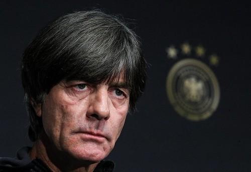 Германия вылетела в Лигу В