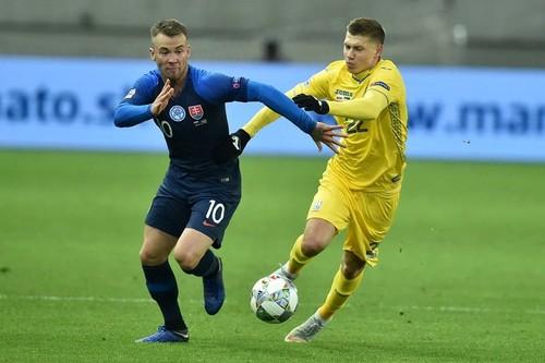 Украина пропустила 4 гола в официальном матче впервые с 2006 года