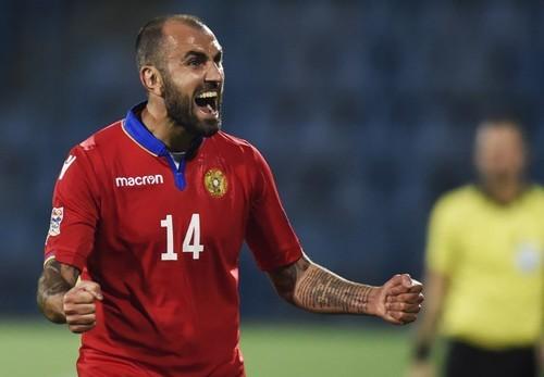 Гибралтар – Армения – 2:6. Видео голов и обзор матча
