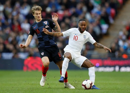 Англия — Хорватия — 2:1. Текстовая трансляция матча