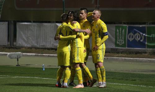 Украина U-21 – Грузия U-21 – 3:3. Видео голов и обзор матча
