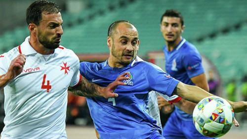 Азербайджан — Фарерские острова — 2:0. Видео голов и обзор матча