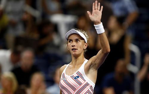 Цуренко попала в топ-10 сильнейших теннисисток мира в игре на приеме