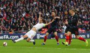 УЕФА. Англия — Хорватия