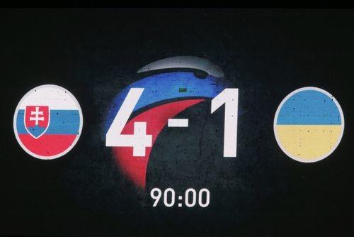 Топ-5 самых резонансных поражений сборной Украины