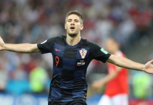 Англия – Хорватия. Видео гола Крамарича