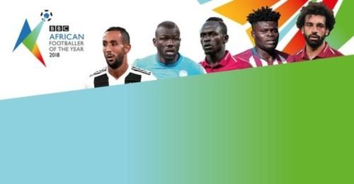 BBC определила претендентов на звание африканского игрока года