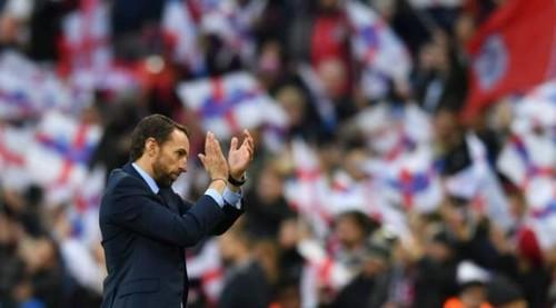 САУТГЕЙТ: «Давно не помню такой поддержки сборной Англии на Уэмбли»