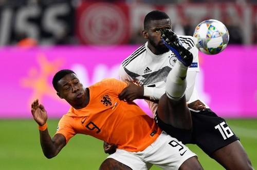 Германия — Нидерланды — 2:2. Текстовая трансляция матча