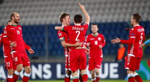 Лига наций. Успехи Беларуси и Австрии