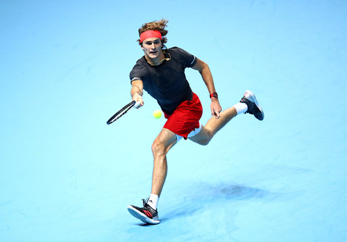 Александр Зверев выиграл Итоговый турнир ATP