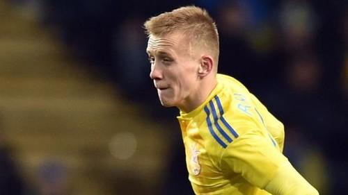 Петряк не сыграет в товарищеском матче с Турцией
