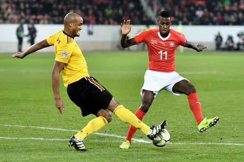 Швейцария – Бельгия. Видео голов и обзор матча