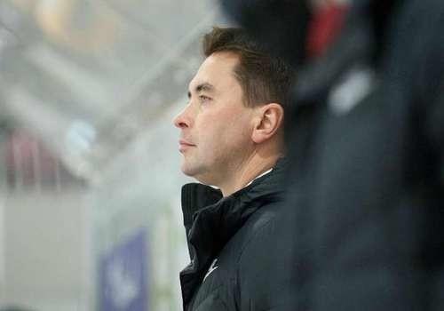 Тренер ХК Донбасс: «Мы начали очень серьезно работать»