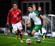 Группа В4. Ничья Дании и Ирландии