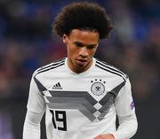 Лерой САНЕ: «Германия начала показывать привлекательный футбол»