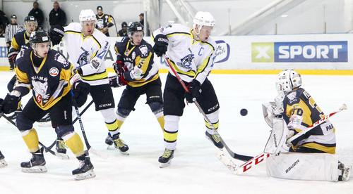 Анонс восемнадцатого тура Украинской хоккейной лиги