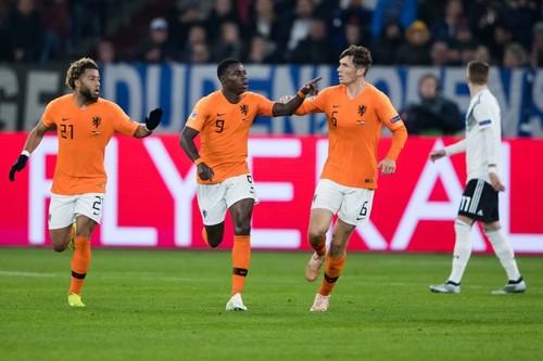 Нидерланды совершили камбэк в матче с Германией и выиграли группу