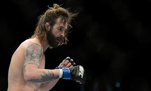Боец UFC подвергся сексуальным домогательствам