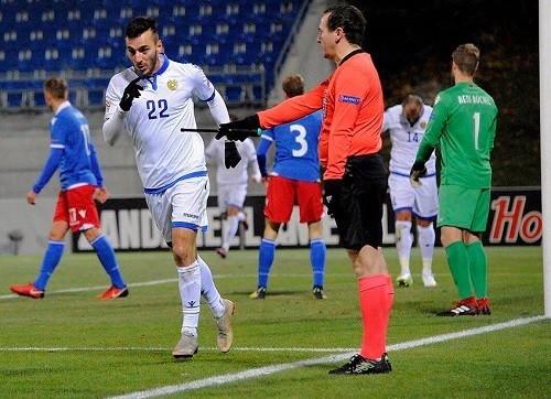 Лихтенштейн — Армения — 2:2. Видео голов и обзор матча
